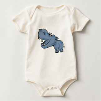 BB- Baby Hippo Cartoon Shirt