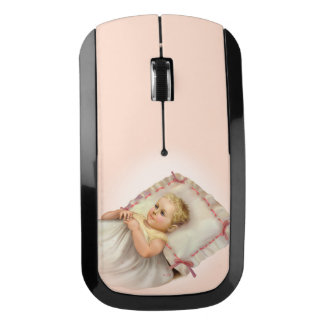 BB BABY NEW BORN CARTOON LOVE  - Wireless Mouse