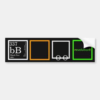 bB Bumper Sticker