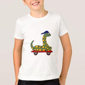 BB- Cool Boa Skateboarding T-Shirt