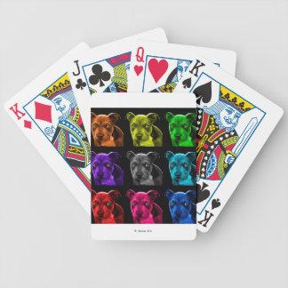 bb del arte pop del perro del pitbull 0785 barajas
