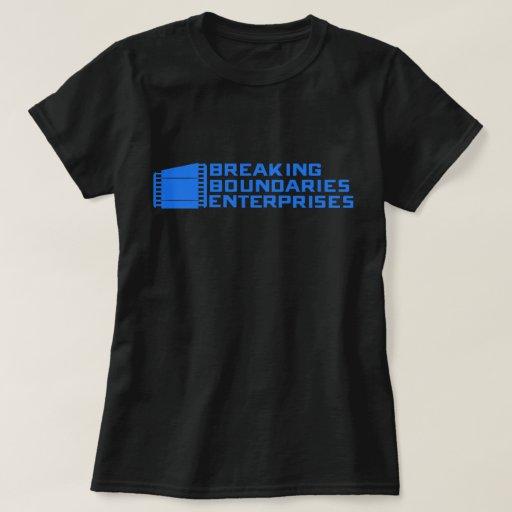BB Enterprises Women's Black T-Shirt
