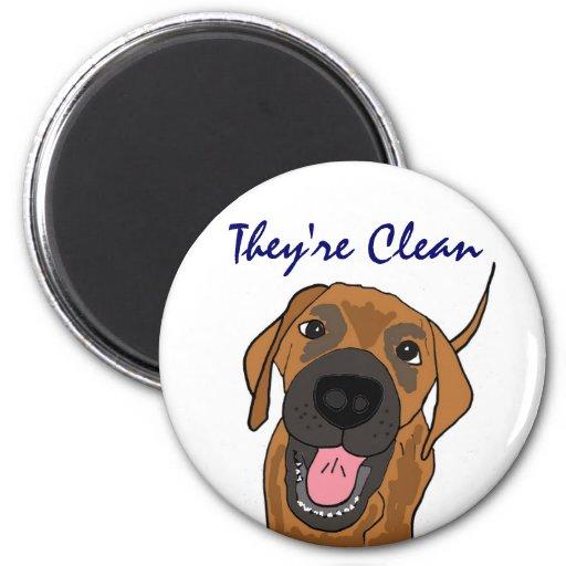 BB- Funny Dog Dishwasher Magnet