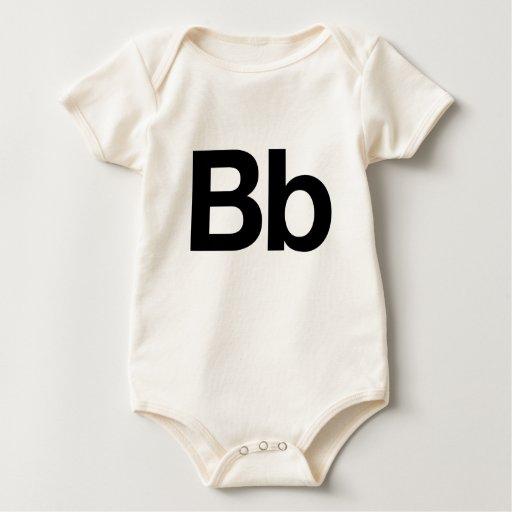 Bb Helvética Body Para Bebé