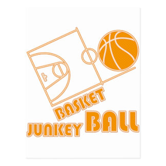 BB_JUNKEY POSTCARD