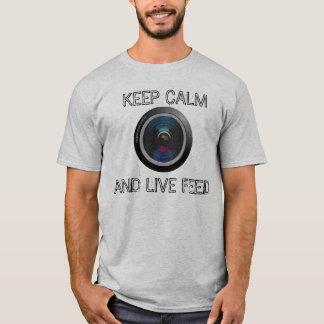 BB Live Feeds T-Shirt