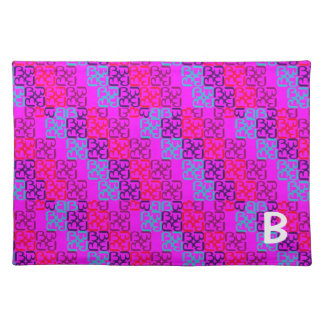Bb Parade Zingy Pink Placemat