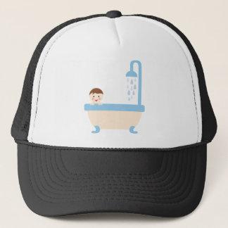 BBabyShowerP13 Trucker Hat