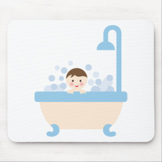 BBabyShowerP5 Mouse Pad