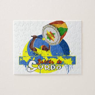 BBaC Special Surdo Puzzle K Samba Batucada Brasil
