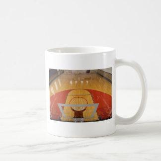 BBALL COURT COFFEE MUG