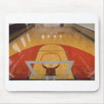 BBALL COURT MOUSE PADS