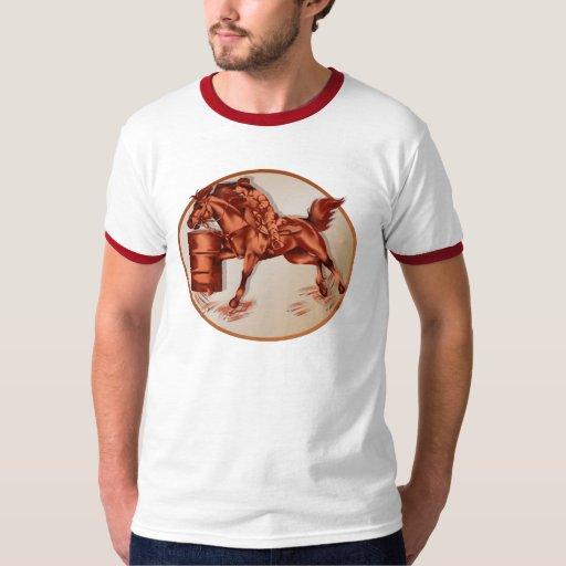 BBarrel Horse Framed Shirt