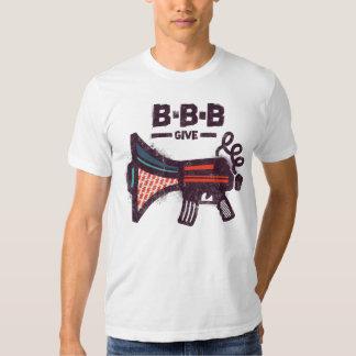 BBB Multicolor Megaphone T-Shirt