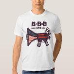 BBB Multicolor Megaphone Tee Shirt