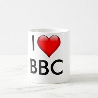 BBC Classic White Mug