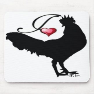 bbc lover mouse pad