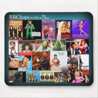 BBChops 6 by CVenus Mouse Pad