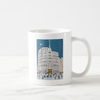 BBC's Broadcasting House Coffee Mug