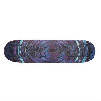 BBdeckdesign Skateboard Deck
