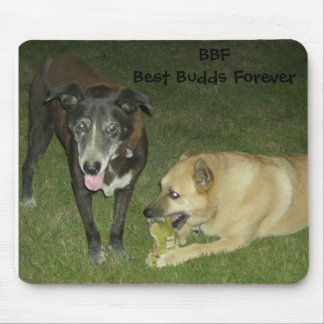 BBF - Best Budds Forever Mouse Pad