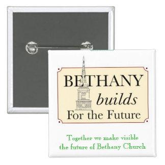 BBFF_logo_4, Together we make visiblethe future... Pinback Button