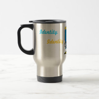 BBG Menorah Mug! Travel Mug