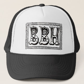 BBH trucker's hat