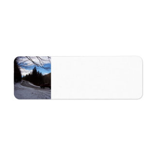 bbillips/winter return address labels