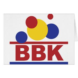 BBK CARD