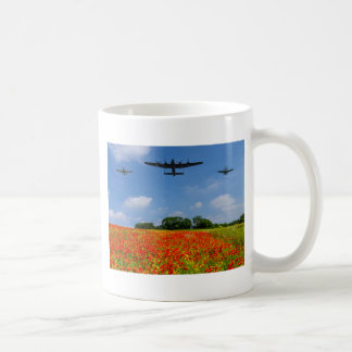 BBMF Poppy flypast Coffee Mug