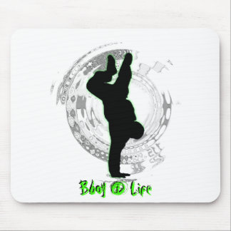 Bboy 4 Life Mouse Pad