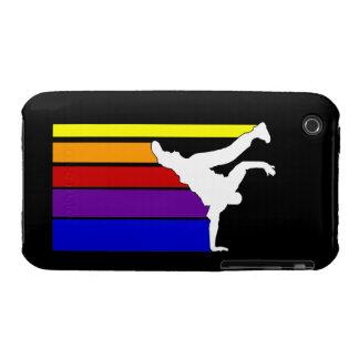 BBOY alinea el arco iris Funda Bareyly There Para iPhone 3 De Case-Mate