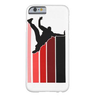 BBOY gradient red/blk iPhone 6 case