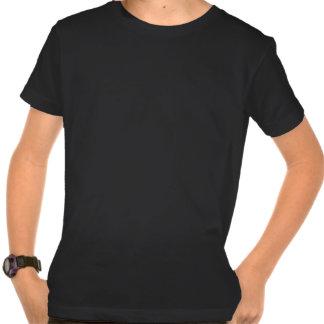 BBOY gradient red wht kids T Shirt
