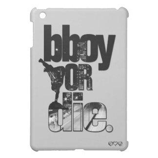 bboy o muera iPad mini funda