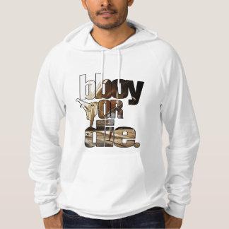 bboy or die hoody