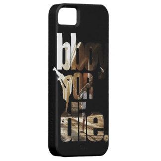 bboy or die iPhone 5 cover