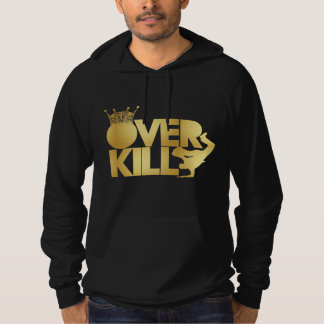 bboy - over kill - (faux gold) pullover