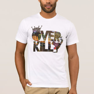 bboy - over kill - Seoul Korea T-Shirt