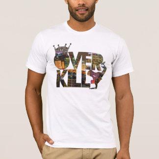 bboy - over kill - Seoul Korea T-Shirt
