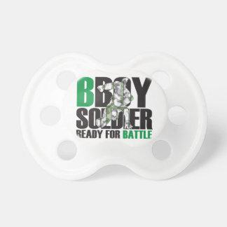 BBoy Soldier Pacifier