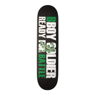 BBoy Soldier Skateboard