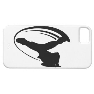BBOY windmill blk iphone iPhone 5 Cases
