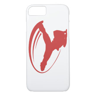 BBOY windmill red iphone iPhone 7 Case