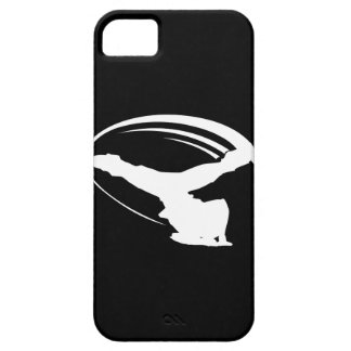 BBOY windmill wht iphone4 iPhone 5 Covers