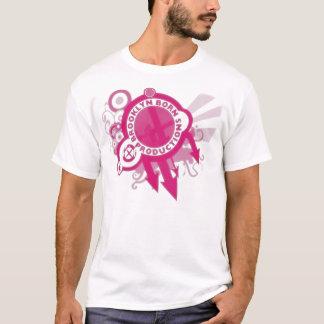 BBP-Circles-Pink T-Shirt