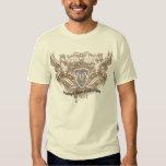 BBP-Griffin-Crest (Light Tees) Tee Shirt
