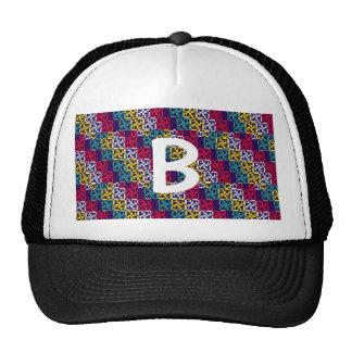 BbParade Assembled Brights Trucker Hat