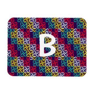 BbParade Assembled Brights Magnet